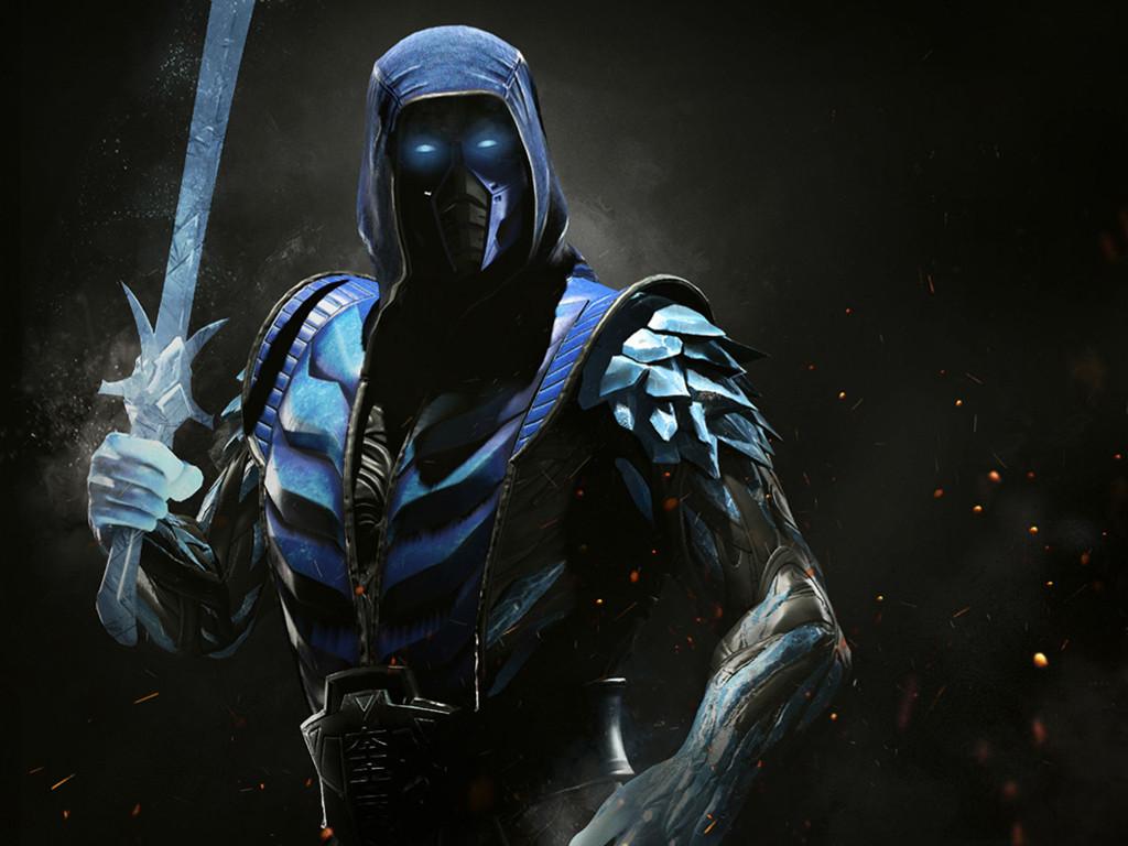 Games Wallpaper: Injustice 2 - Sub-Zero