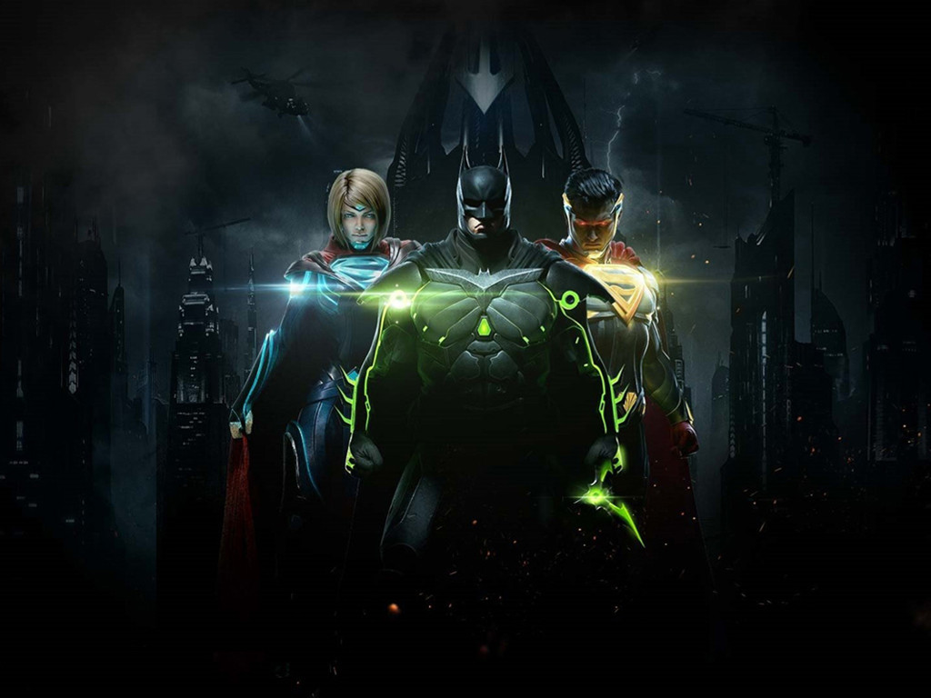 Games Wallpaper: Injustice 2
