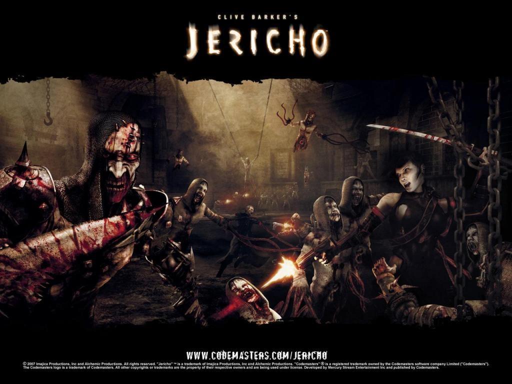 Games Wallpaper: Jericho