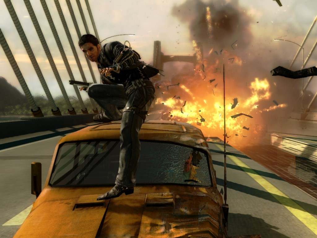 Games Wallpaper: Just Cause 2