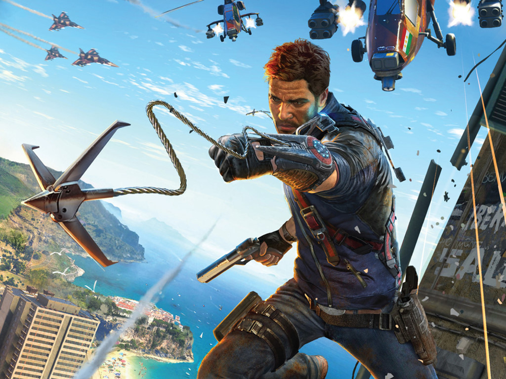 Games Wallpaper: Just Cause 3