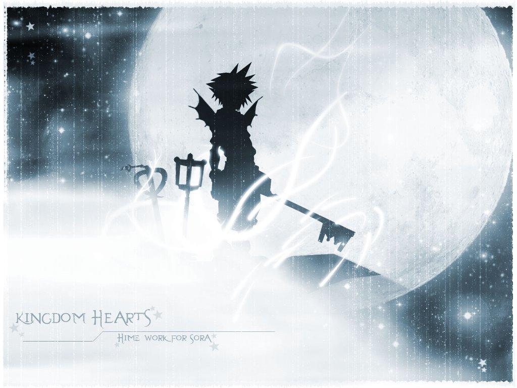 Games Wallpaper: Kingdom Hearts 2