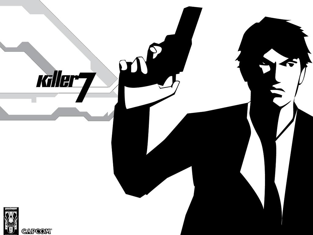Games Wallpaper: Killer 7