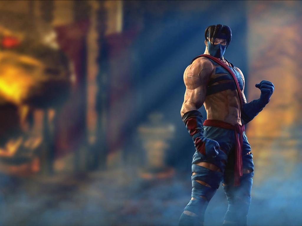 Games Wallpaper: Killer Instinct - Jago