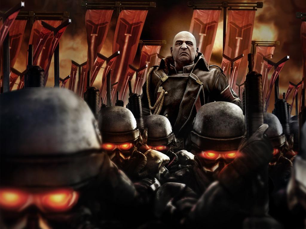 Games Wallpaper: Killzone 2 - Visari