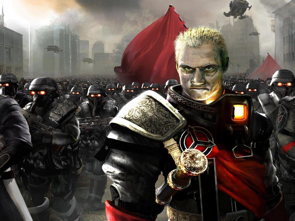 Games Wallpaper: Killzone 3 - Hellgast Army