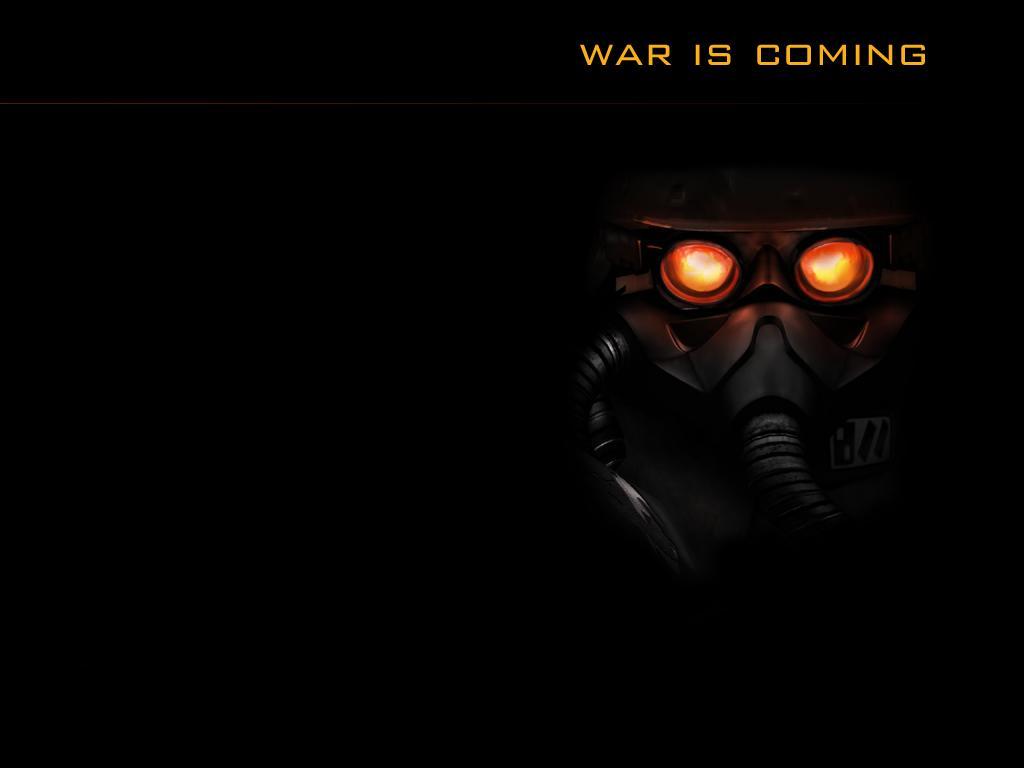 Games Wallpaper: Killzone - War is Coming
