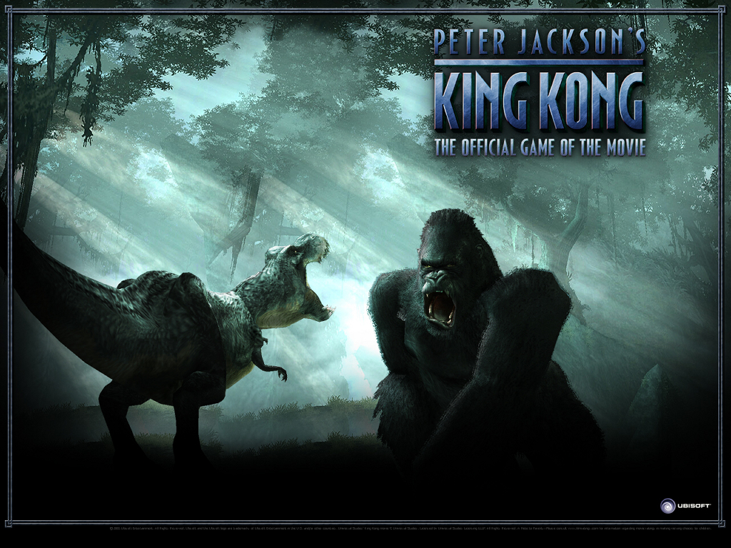 Games Wallpaper: King Kong
