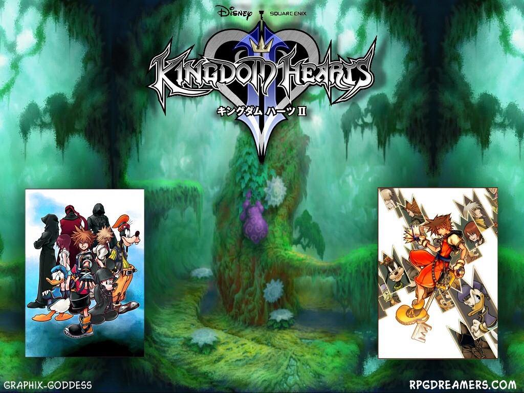 Games Wallpaper: Kingdom Hearts II