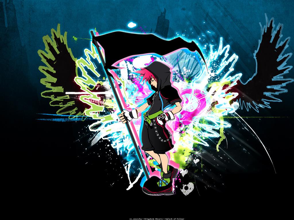 Games Wallpaper: Kingdom Hearts