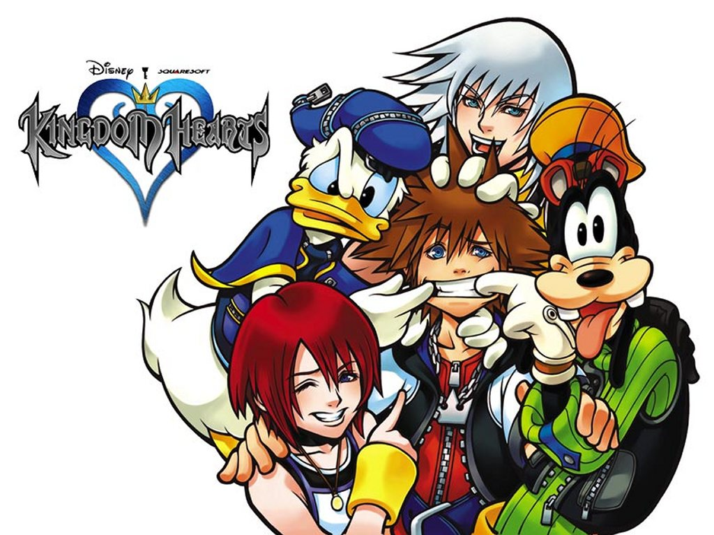 Games Wallpaper: Kingdom Hearts
