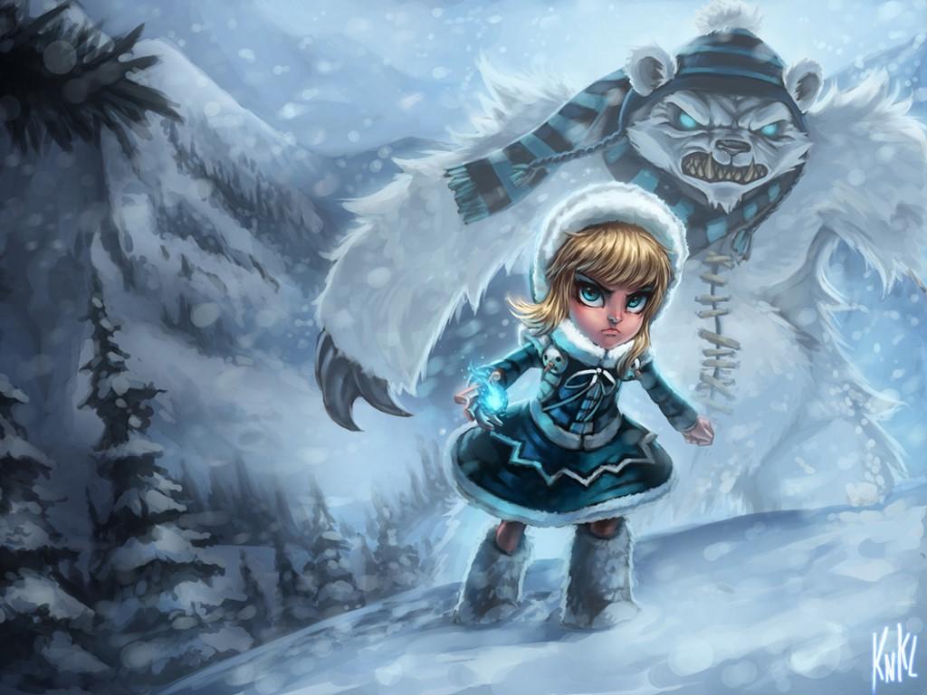 Games Wallpaper: League of Legends