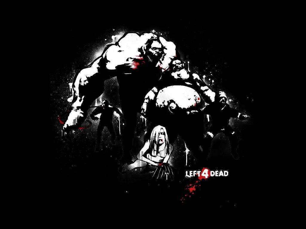 Games Wallpaper: Left 4 Dead