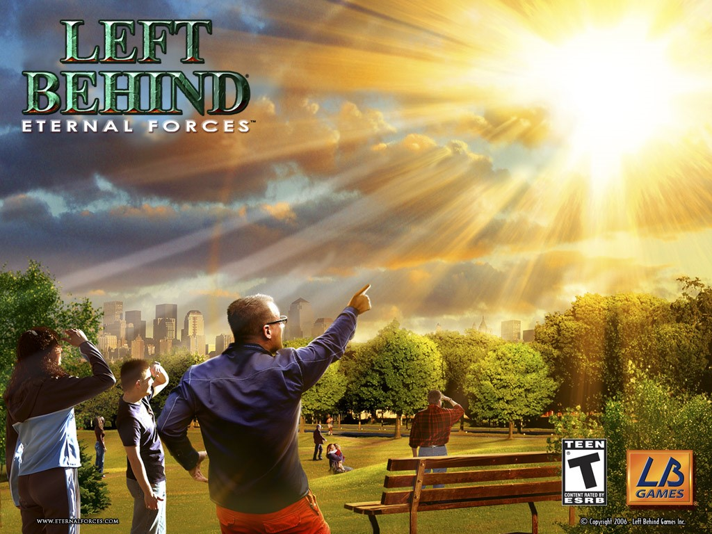 Games Wallpaper: Left Behind - Eternal Forces