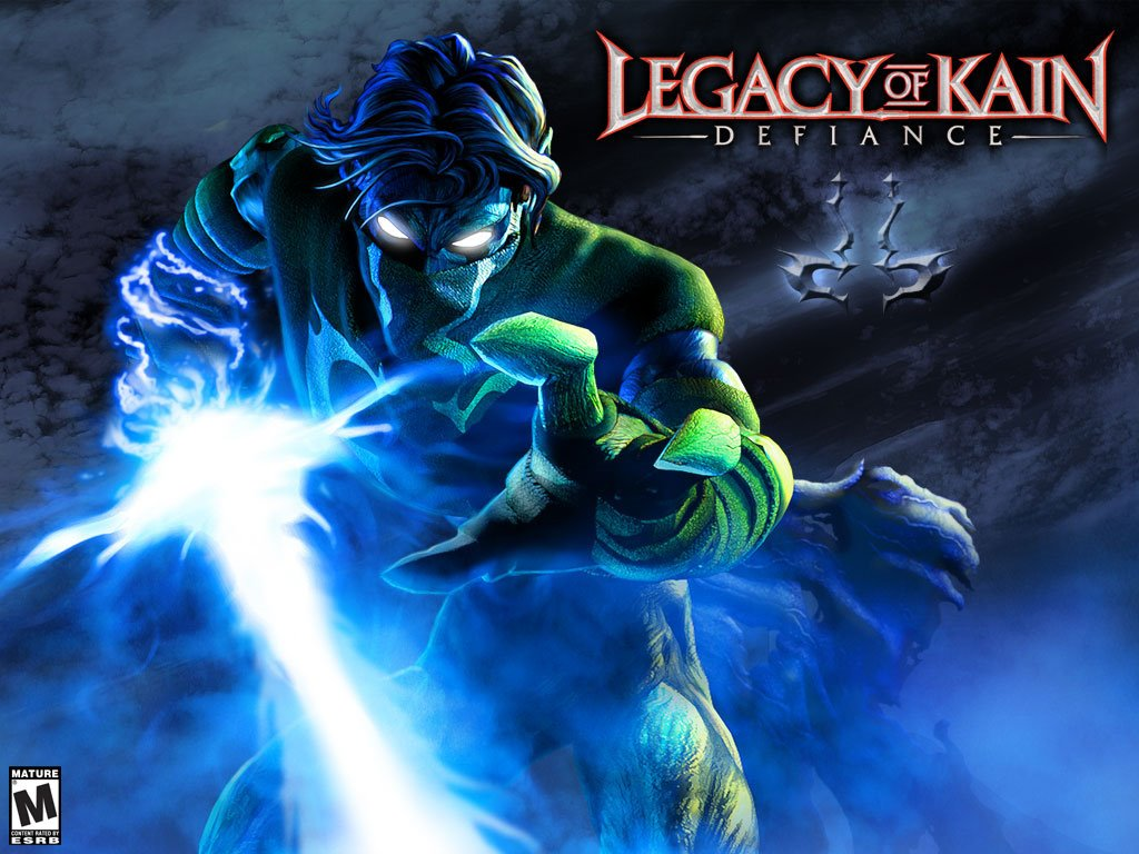 Games Wallpaper: Legacy of Kain - Defiance
