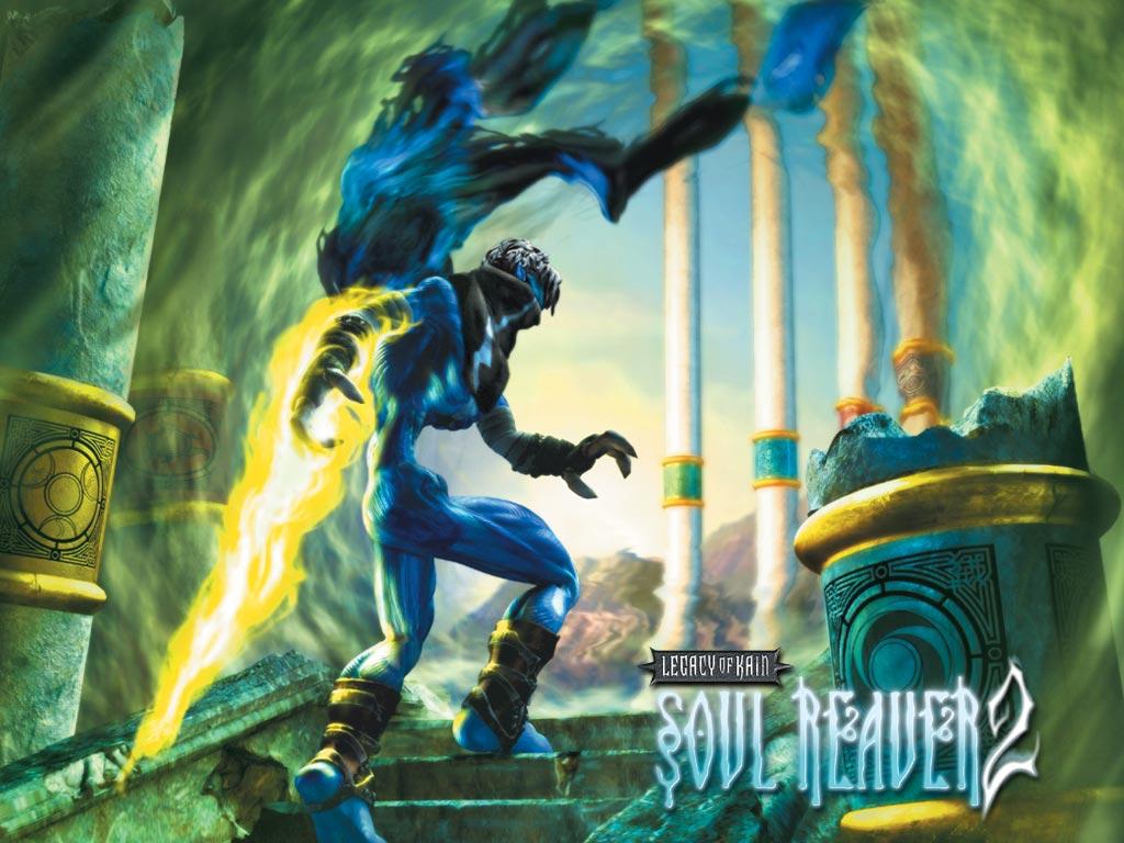 Games Wallpaper: Legacy of Kain - Soul Reaver 2