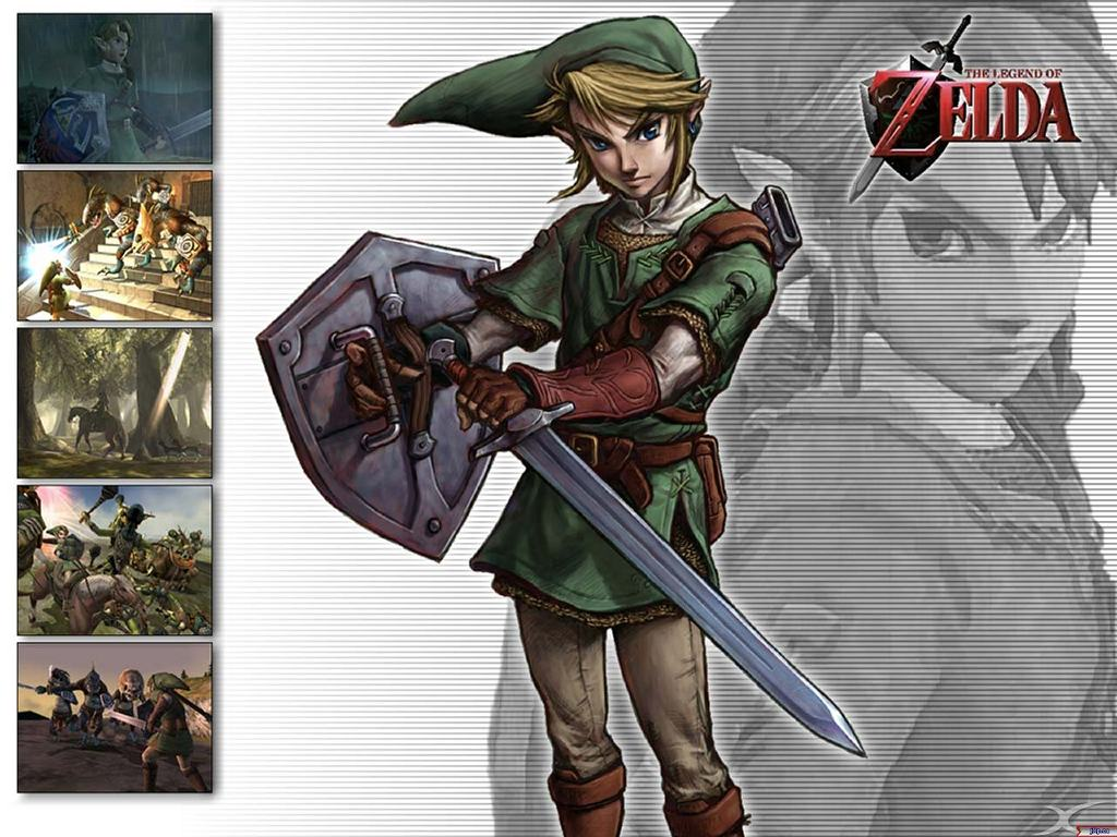 Games Wallpaper: Legend of Zelda
