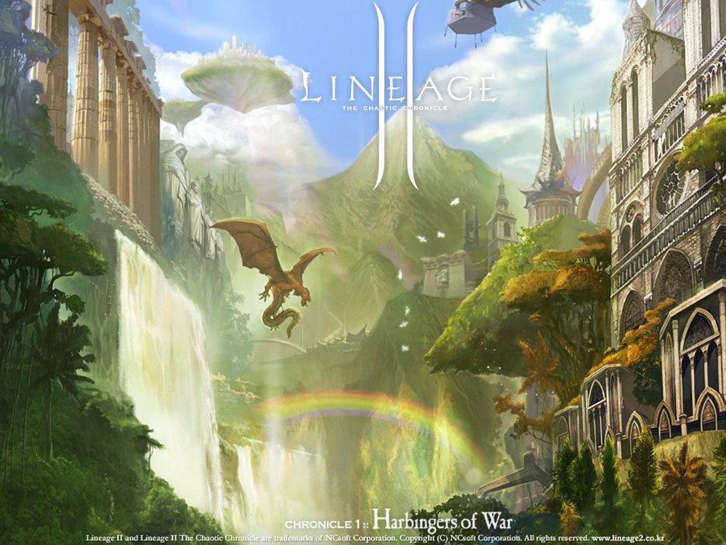 Games Wallpaper: Lineage II