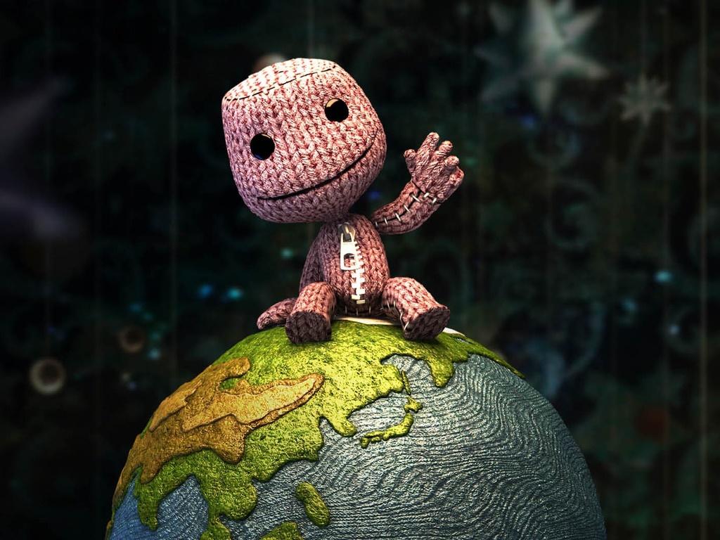 Games Wallpaper: Little Big Planet