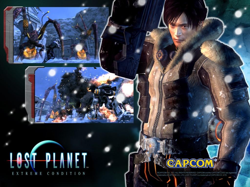 Games Wallpaper: Lost Planet