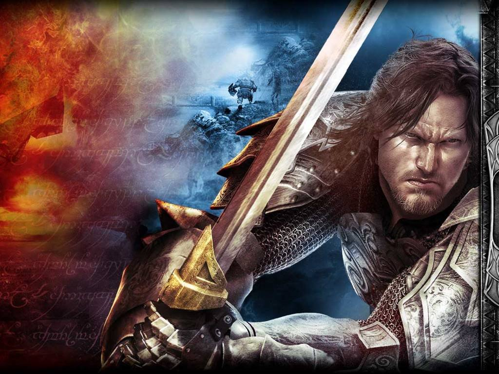 Games Wallpaper: The Lord of The Rings Online