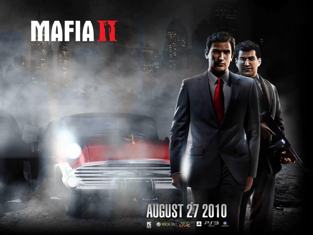 Games Wallpaper: Mafia 2