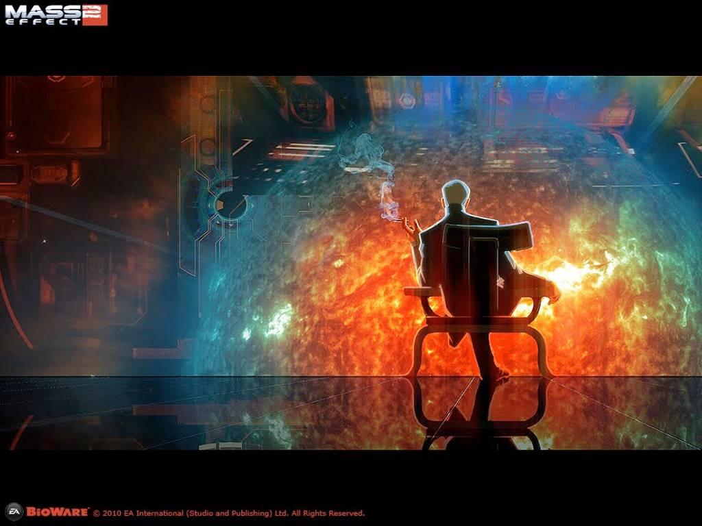 Games Wallpaper: Mass Effect 2