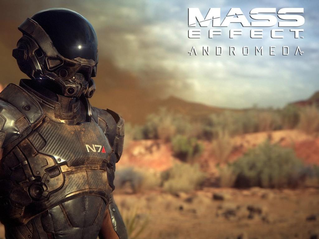 Games Wallpaper: Mass Effect: Andromeda