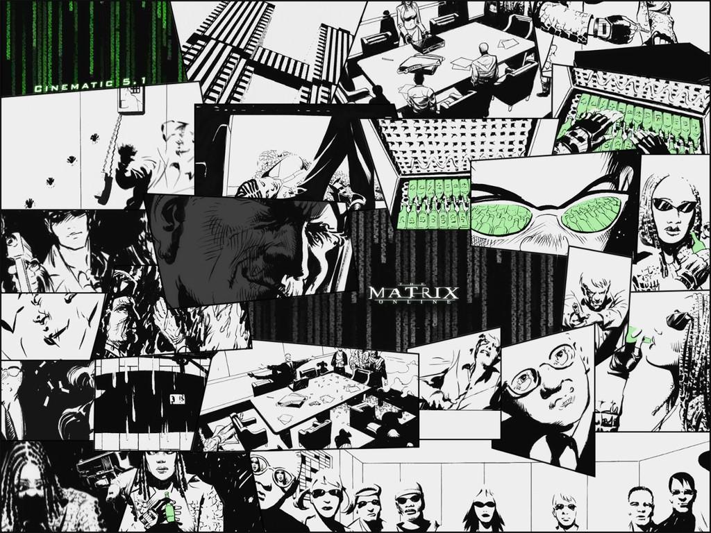 Games Wallpaper: Matrix Online