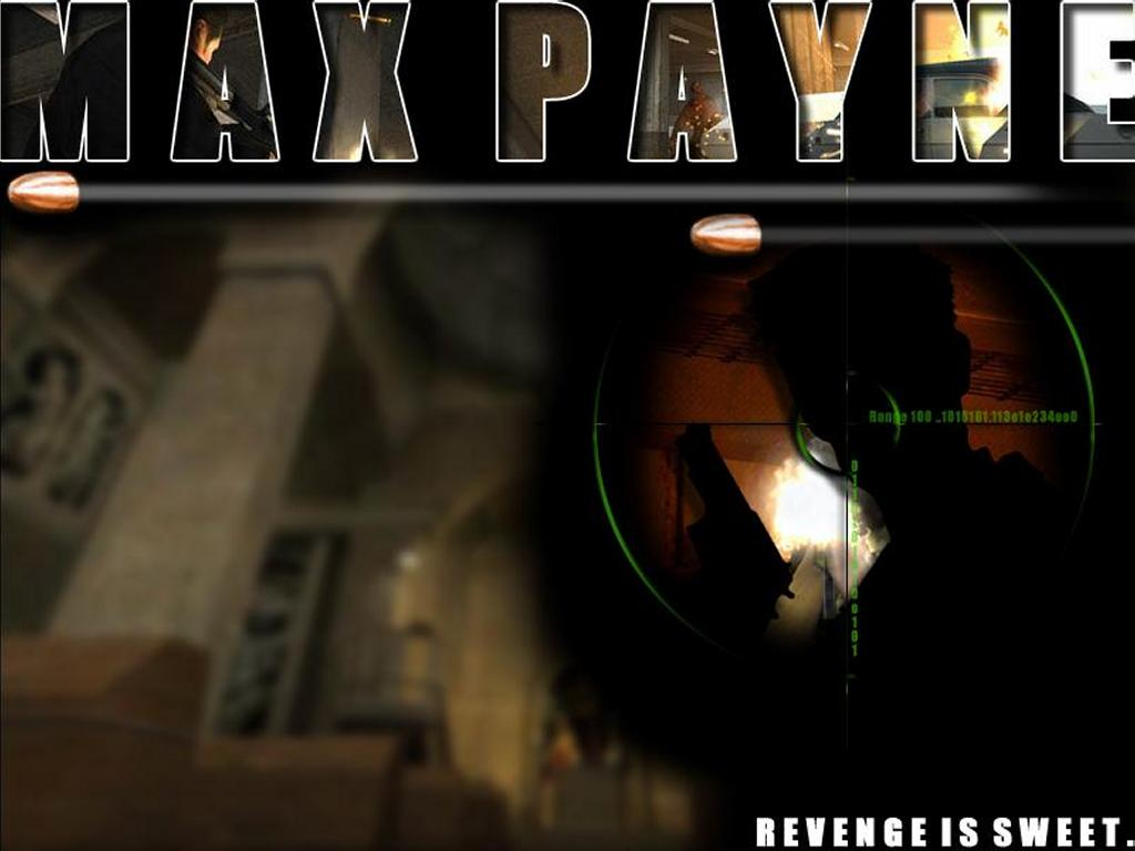 Games Wallpaper: Max Payne