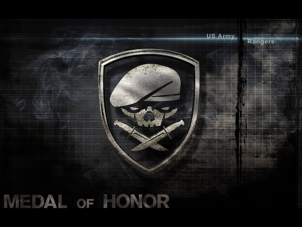 Games Wallpaper: Medal of Honor - US Army Rangers