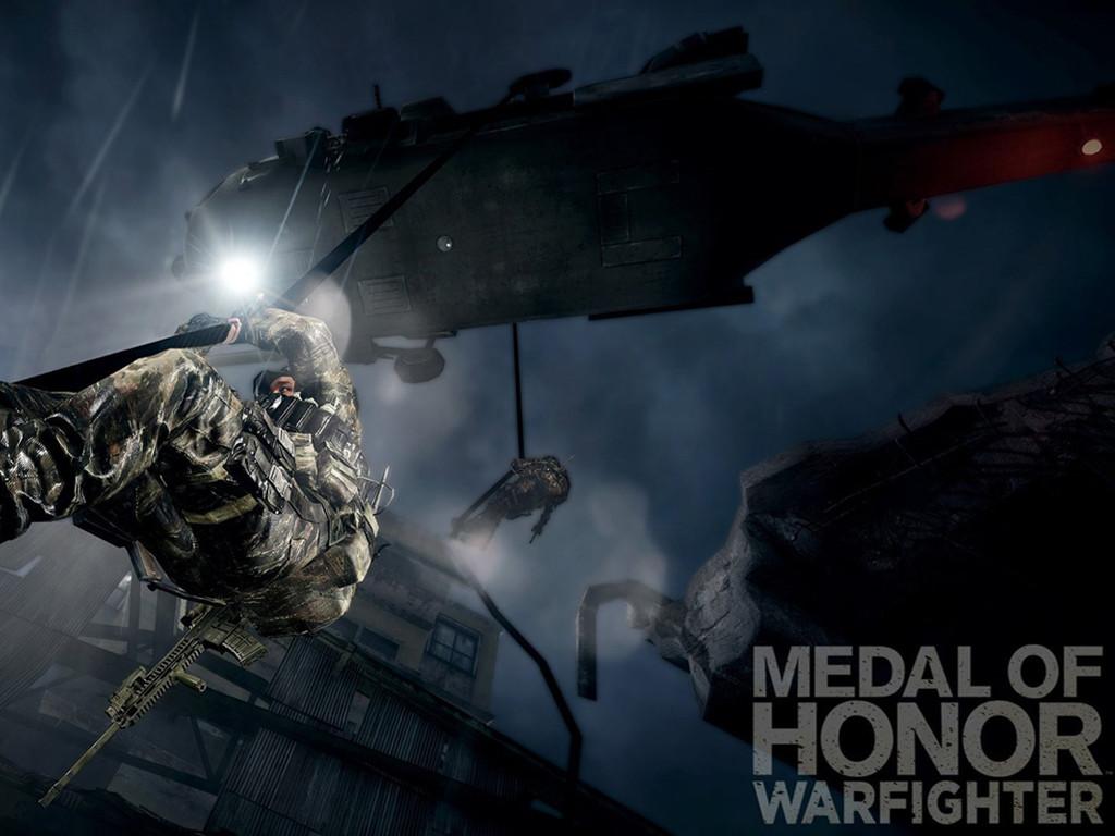 Games Wallpaper: Medal of Honor - Warfighter