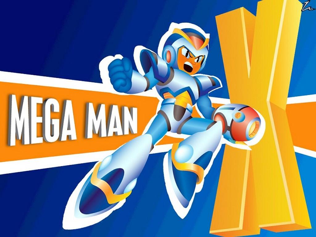 Games Wallpaper: Mega Man X