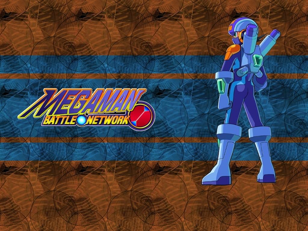 Games Wallpaper: Megaman - Battle Network