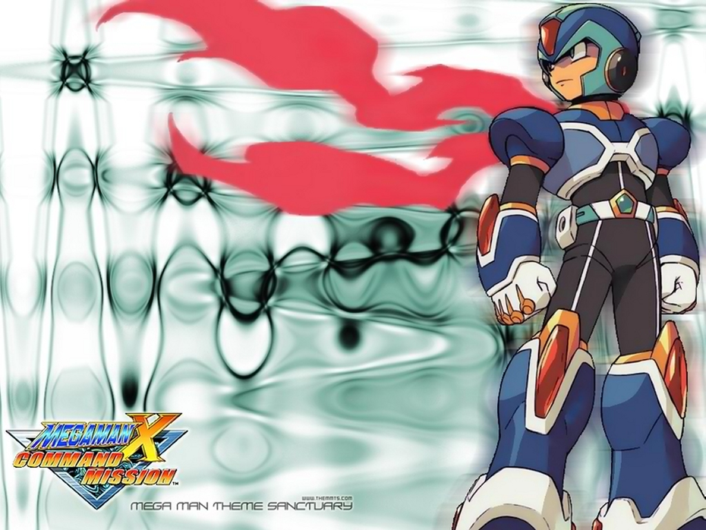 Games Wallpaper: Megaman X