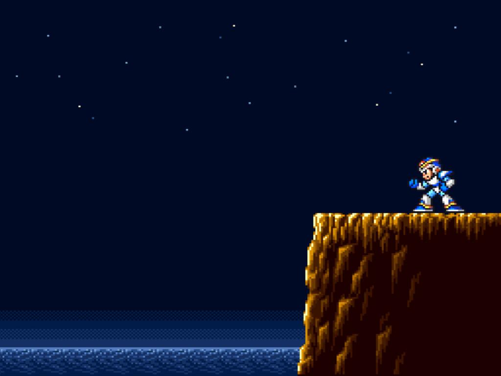 Games Wallpaper: Megaman X