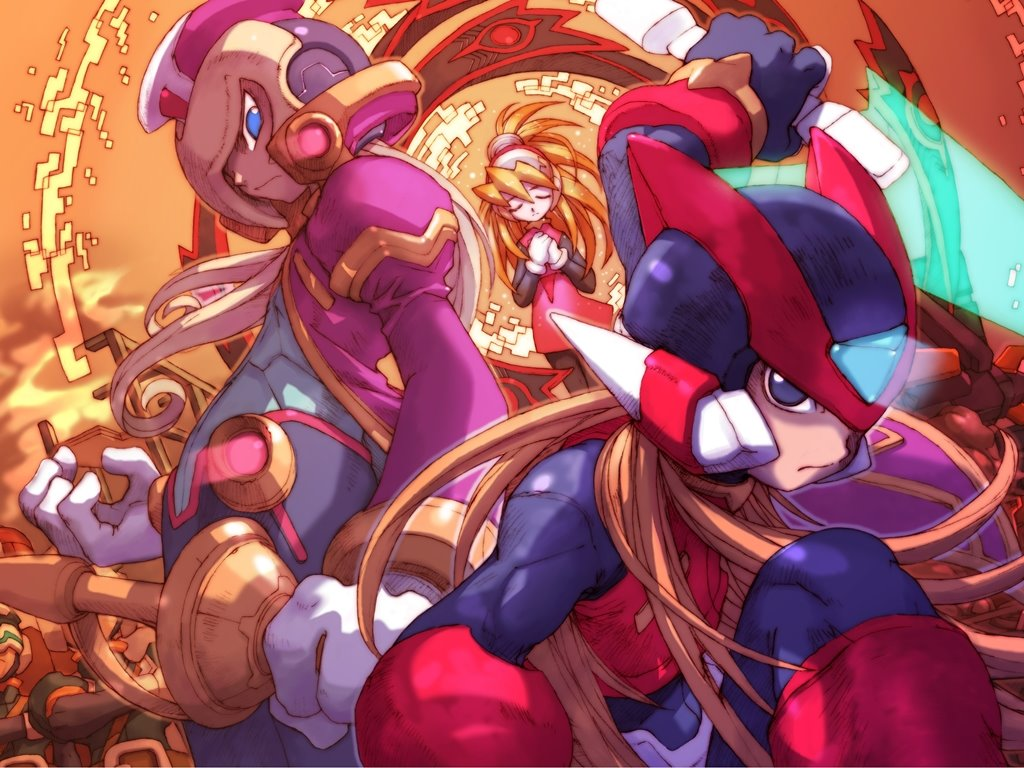 Games Wallpaper: Megaman Zero