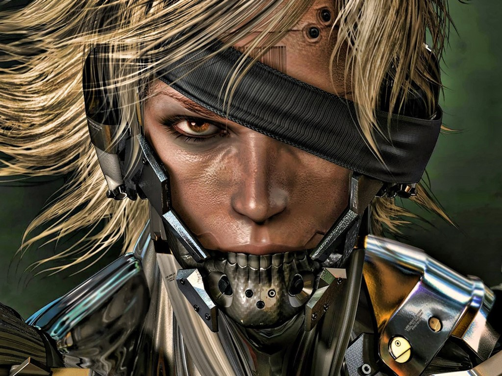 Games Wallpaper: Metal Gear Rising Revengeance