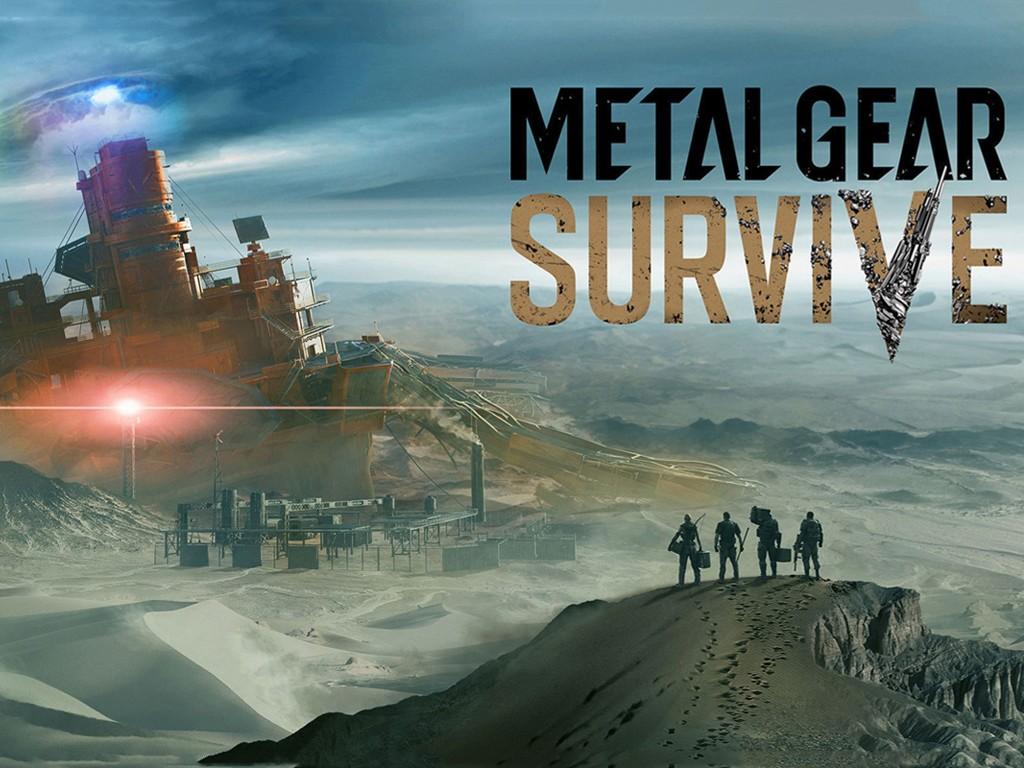 Games Wallpaper: Metal Gear Survive