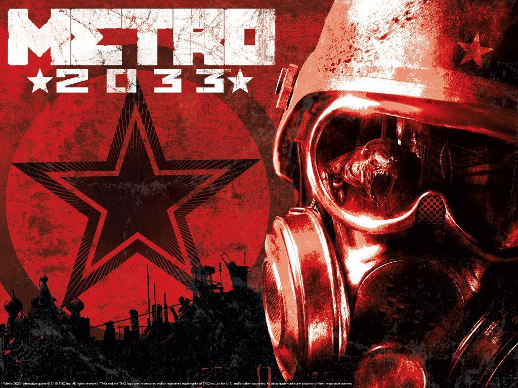 Games Wallpaper: Metro 2033