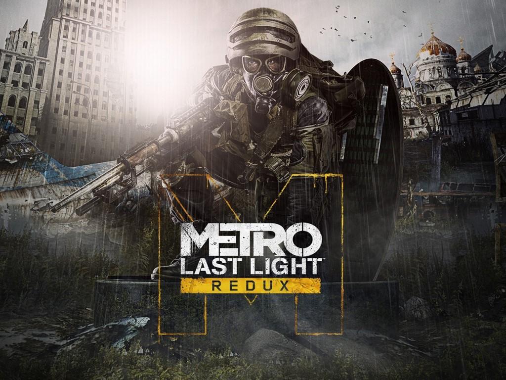 Games Wallpaper: Metro Last Light - Redux