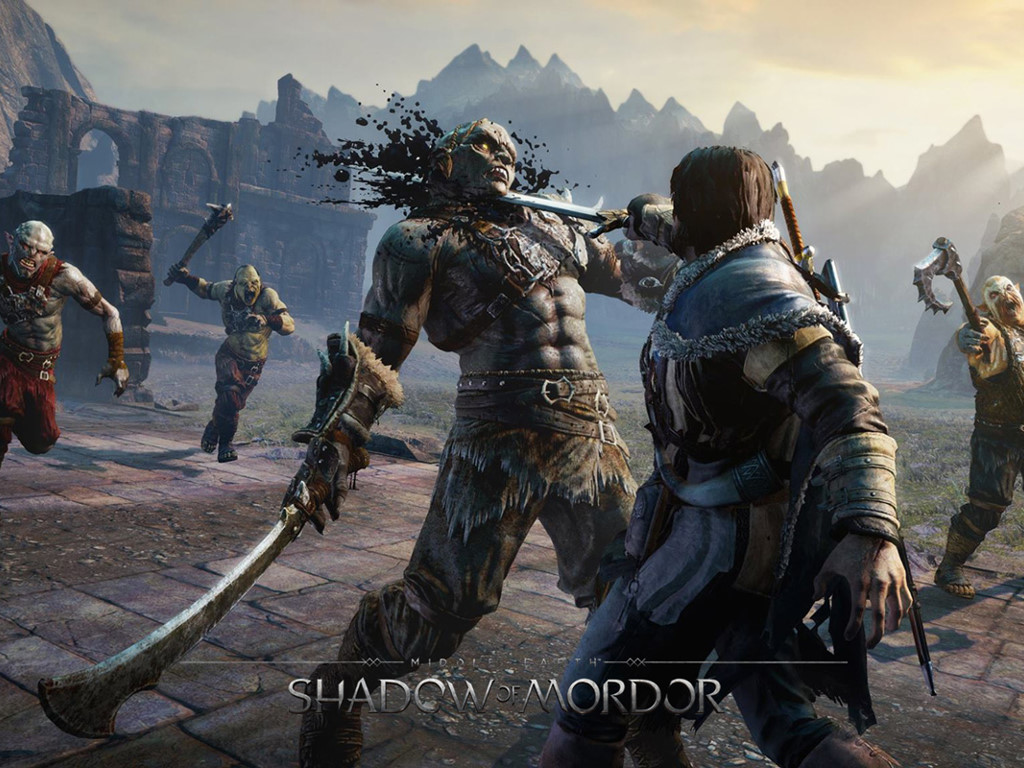 Games Wallpaper: Middle-earth - Shadow of Mordor