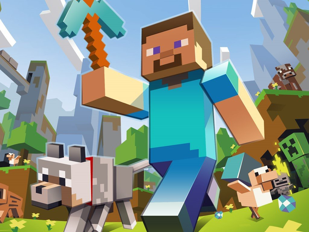 Games Wallpaper: Minecraft