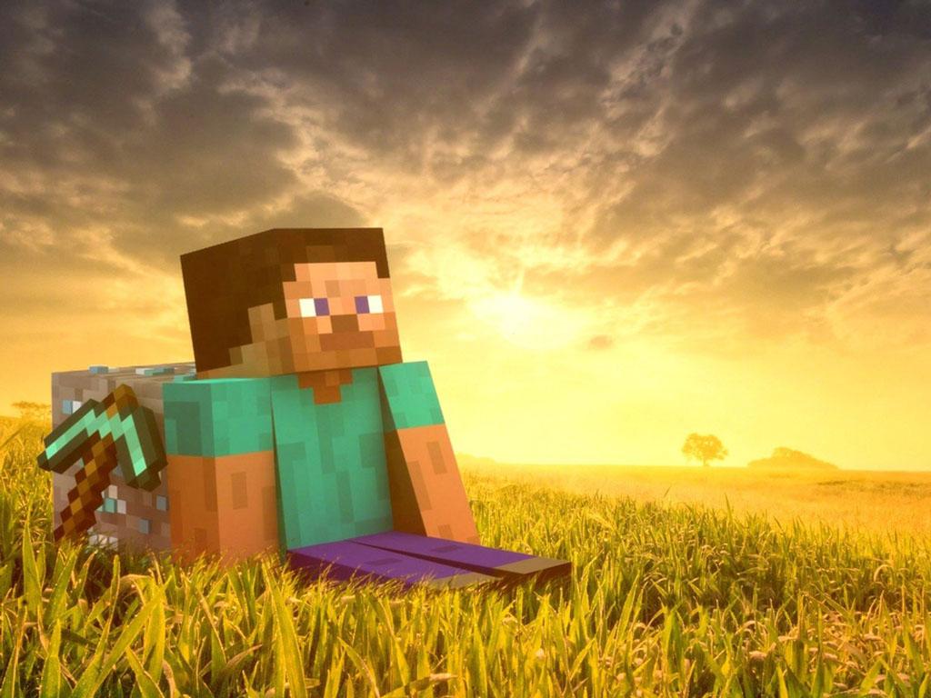 Games Wallpaper: Minecraft