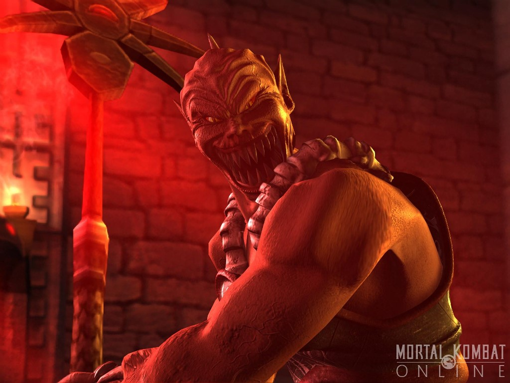Games Wallpaper: Mortal Kombat - Deception