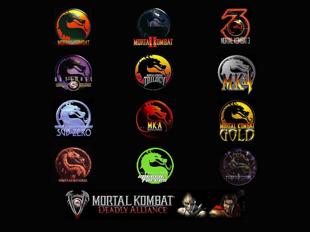 Games Wallpaper: Mortal Kombat