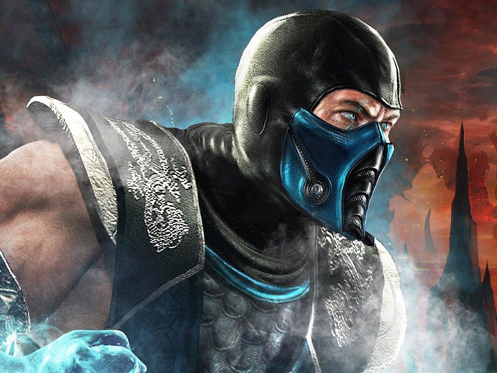 Games Wallpaper: Mortal Kombat - Sub-Zero