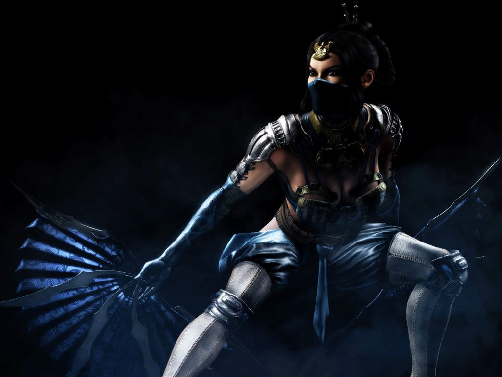 Games Wallpaper: Mortal Kombat X