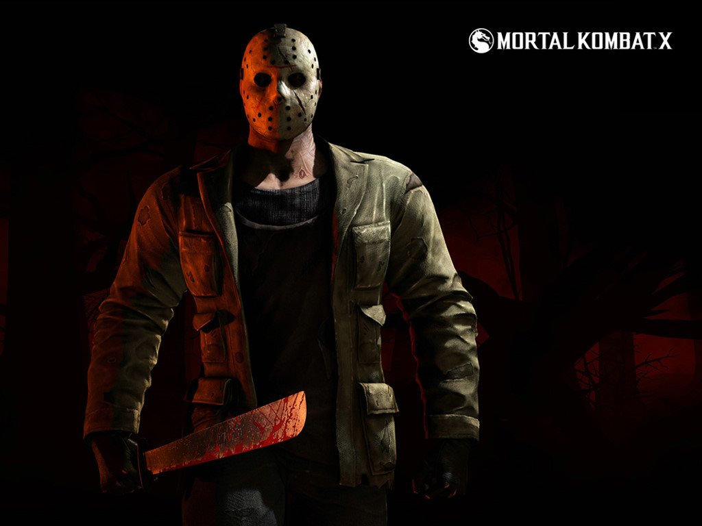 Games Wallpaper: Mortal Kombat X - Jason Voorhees