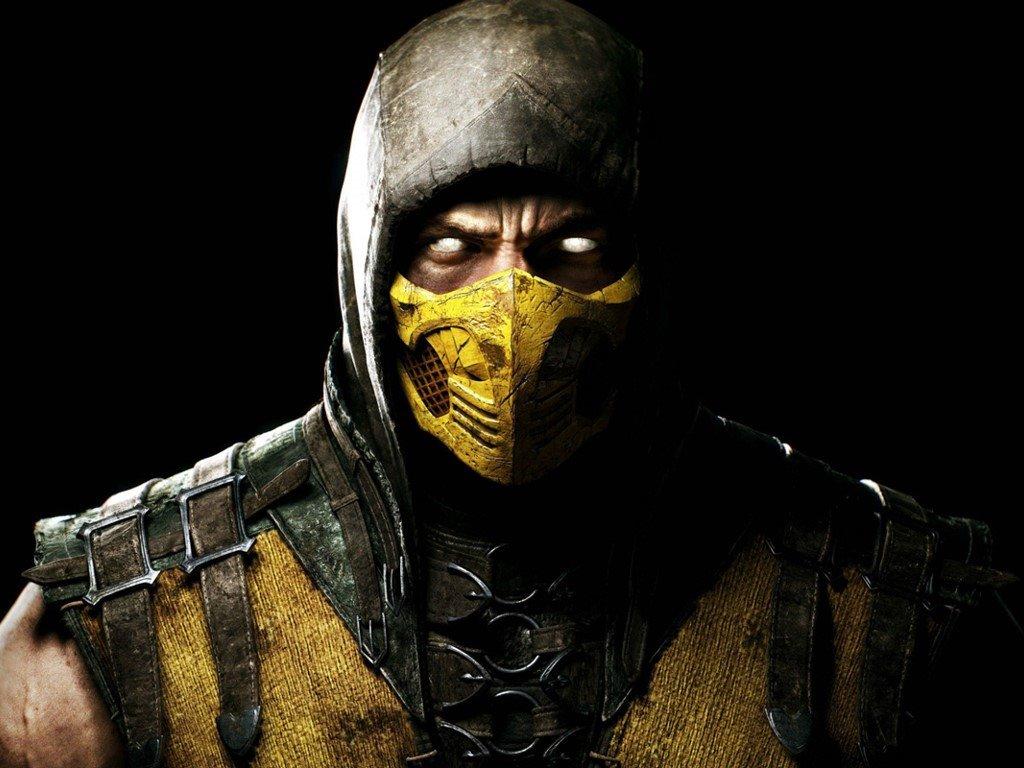 Games Wallpaper: Mortal Kombat X